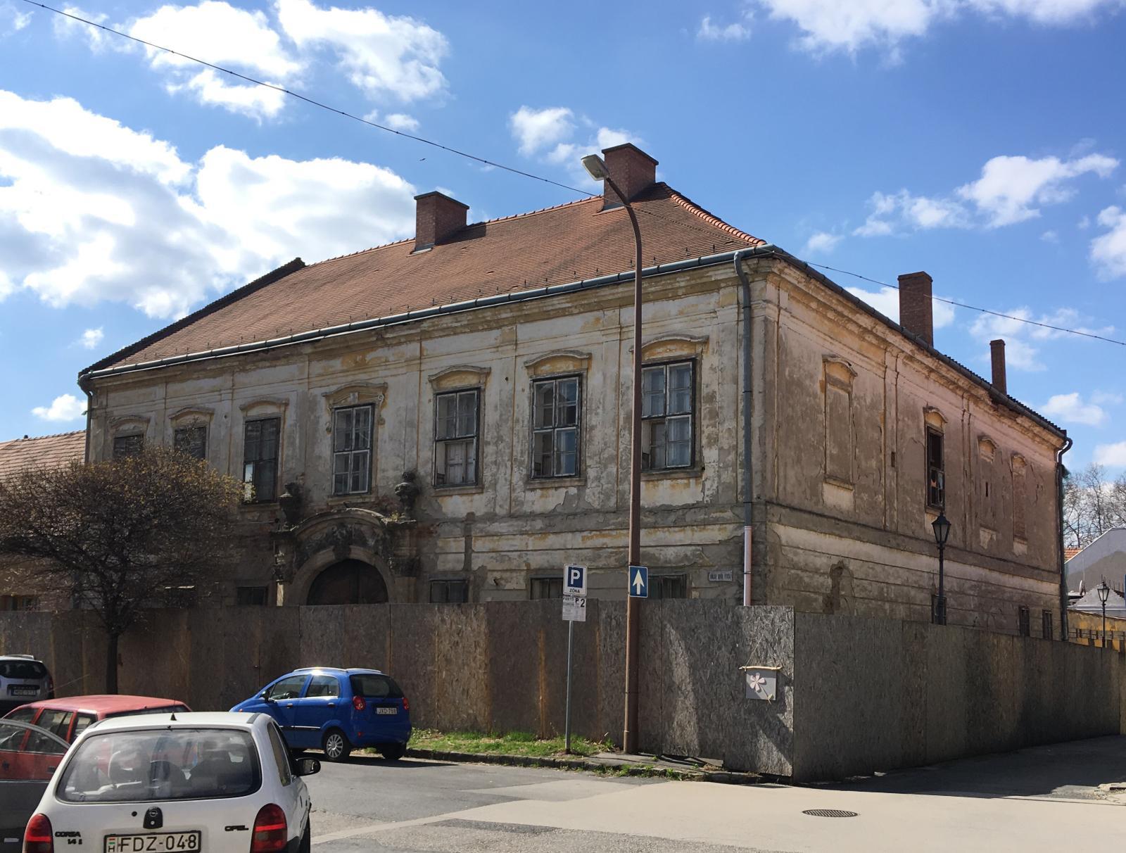 Sándor palota
